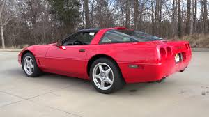 135836 1995 chevrolet corvette zr 1 youtube