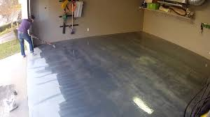 rust oleum rocksolid floor coating projects