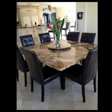 dining room tables with granite tops granite tops trends in table