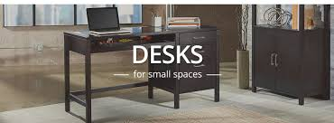 Desks For Small Spaces Home Choosing A Desk For A Small Home Office