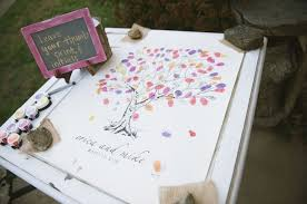 unique wedding guestbook a to be s wedding journey creative guestbook ideas