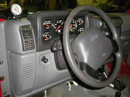 jeep wrangler custom dashboard custom tj dash boards flat dashes jeepforum com