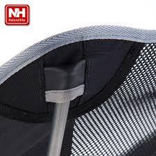 Portable Armchair Outdoor Folding Stool Aluminum Alloy Oxford Chair Convenient