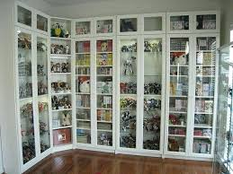 Small Bookcases With Glass Doors Bookcases With Glass Doors New Office Bookcase With Doors