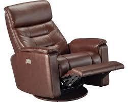 leather swivel glider chair everett swivel glider recliner