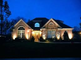front of house lighting ideas outdoor lighting ideas for front of house exterior house lighting