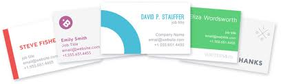 create business card free how to make a business card with 15 free templates lucidpress