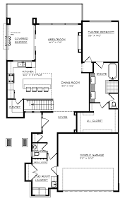 Bc Floor Plans by Osprey Floorplan Paired Contemporary Houses For Sale In Kelowna Bc