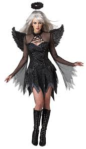 angels halloween city amazon com california costumes fallen angel dress costume clothing