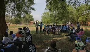Radio Miraya Juba News Unmiss Hands Over Agro Solar Project To The Community Of Rajaf