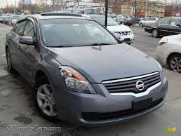 2009 Nissan Altima Hybrid In Precision Gray Metallic 180758