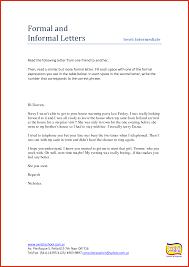8 invitation letter informal budget business letters payment