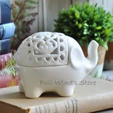 online shop creative elephant ceramic ashtray elephant desktop