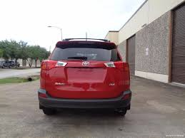2013 toyota rav4 xle for sale in houston tx stock 15171