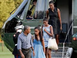 Obama S Vacation Obamas Weekend Getaway Business Insider