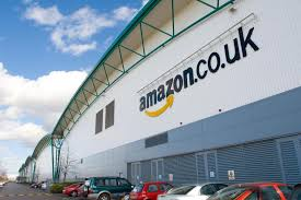 amazon warehouse black friday amazon to create 1 200 new uk jobs by opening a new warehouse in