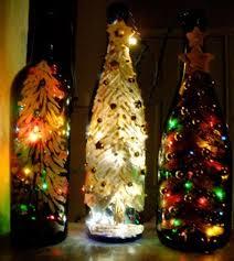 day 4 christmas wine bottle lights wine bottle crafts bottle