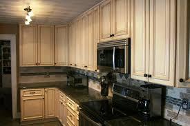 Antique Black Kitchen Cabinets Vintage White Kitchen Cabinet Emerson Design Diy Antique White
