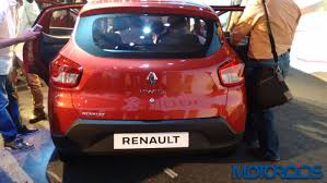 renault kwid red colour renault kwid first impressions with all the details motoroids