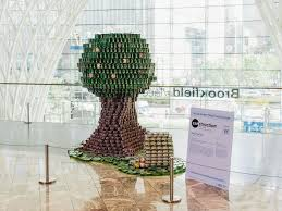 annual nyc can sculpture competition isn u0027t just for show food u0026 wine