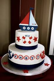 nautical baby shower cakes nautical baby shower cakes nautical baby shower ideas decoration