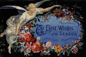 images of victorian christmas cards the best wishes of the season c 1875 victorian christmas card