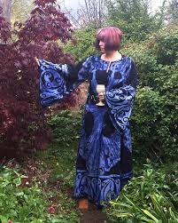 pagan ceremonial robes celtic tree of druid robe ceremonial garb pagan witch wiccan