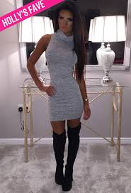 pink boutique dresses calabasas grey cowl neck mini dress pink boutique threds