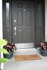 Exterior Door Kick Plate Glamorous Gold Kick Plate For Front Door Contemporary Image