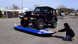 inflatable kayak torture test seaeagle com youtube