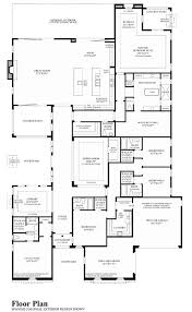 Spanish Colonial Architecture Floor Plans Iron Oak At Alamo Creek The Monterey Ca Home Design