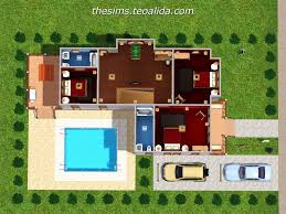 sims 3 modern house floor plans 50 awesome sims 3 floor plans house building concept house