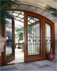 Modern Entry Doors by Interior Exterior Remarkable Brown Modern Entry Door Design Idea