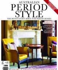 Australian Woodworking Magazine Subscription by Australian Period Style Magazine Get Your Digital Subscription