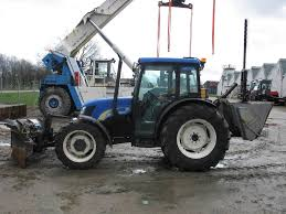 tractores new holland tn de segunda mano