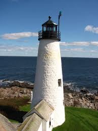 Wood Island Light The Handiwork Of Restoration Begins To Show At Wood Island
