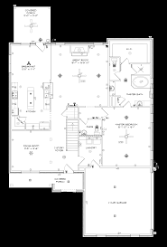 split bedroom ranch floor plans belmont stone martin builders