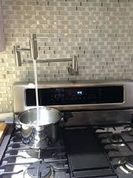pot filler kitchen faucet water faucet above stove 16 best pot fillers and faucets