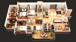 cool floor plans fascinating 100 3 bedroom bungalow floor plans 4 cool