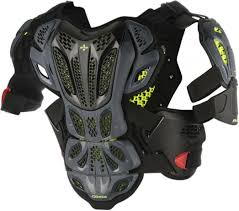 alpinestars motocross gear alpinestars a10 chest protector armour for neck braces anthracite