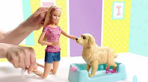 barbie newborn pups doll u0026 pets fdd43 barbie