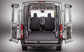 nissan cargo van interior full size vans by the numbers truck trend
