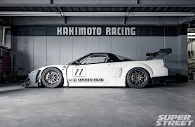 widebody jdm cars kakimoto racing honda nsx legendary status