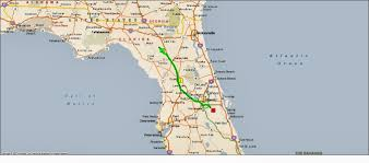 Map Of Ocala Fl Roving Reports By Doug P 2013 36 Ocala To Orlando Florida Moss Park