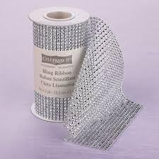 bling ribbon wedding department celebrate it bling ribbon wrap