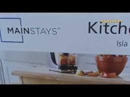 Mainstays Kitchen Island Randem Tandem Tuesday Mainstays Kitchen Island