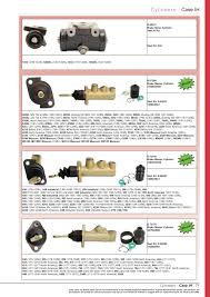 oe new products brake u0026 clutch cylinders page 73 sparex parts