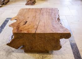 Wohnzimmertisch Holzstamm Möbel Ausgezeichnet Couchtisch Baumstamm Ideen Mitreißend