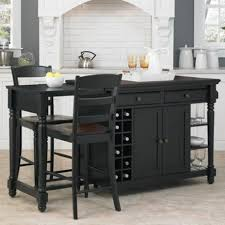 portable kitchen island with seating