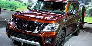 when will 2017 nissan armada be available 2017 nissan armada is big and beautiful